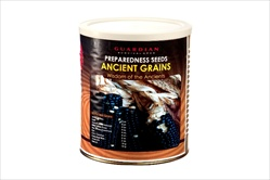 Ancient Grains Preparedness Seeds