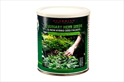 Culinary Can of Preparedness Seeds