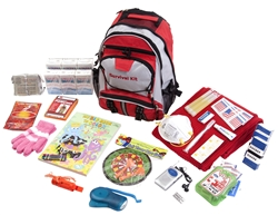 Childrens Deluxe Emergency Kit
