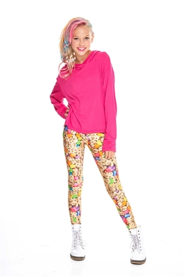 Terez - Girls Good Luck Leggings