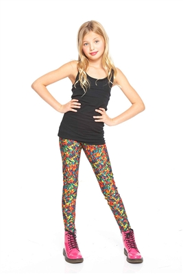 Terez Girls Geeks Leggings