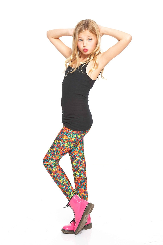 Terez - Girls Geeks Leggings