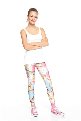 Terez - Girls Toaster Party Leggings