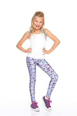Terez - Girls Candy Crush Odus Leggings