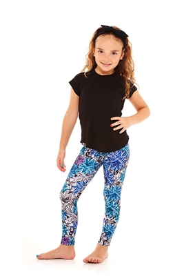 Terez Kids Gift Wrap Leggings