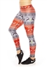 Terez Fair Isle Leggings