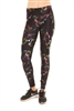 Terez Smoke Show Tall Band Leggings