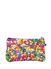 Terez Funfetti Sprinkles Large Makeup Case