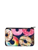 Terez Donut Shop Large Makeup Case