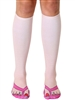 Living Royal Flip Flops Pale Knee High Socks