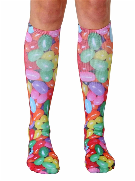 Living Royal Jelly Beans Knee High Socks