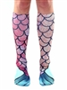 Living Royal Mermaid Knee High Socks