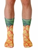 Living Royal Pineapple Crew Socks