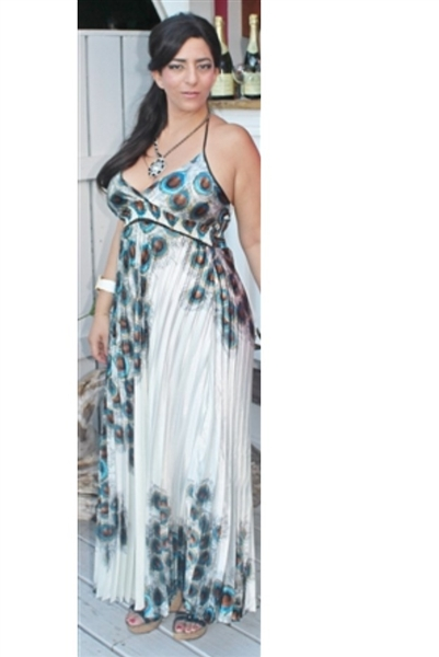 LAHAINA Maxi Dress