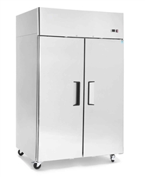 Freezer, Reach-In Solid Door Top Mount 2 Section - MBF8002GR by Atosa.
