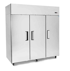 Freezer, Reach-In Solid Door Top Mount 3 Section - MBF8003GR by Atosa.