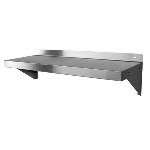 California Cooking Wall Mount Shelf Stainless Steel 12
