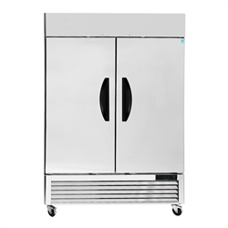 Refrigerator, Reach-In Solid 2 Door - P-2R-HC by CCK