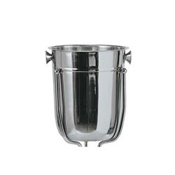 Wine Cooler Bucket 8 Qt. Stainless Steel, WB-80 by California Cooking.