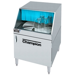 Glass Washer, Undercounter Low Temp Rotary - CG by Champion