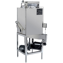 Dishwasher, Upright Door Type Single Rack Straight-Thru Low Temp. - 115V, E-AH by CMA.