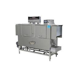 "Dishwasher, 66"" Conveyor Type High Temp. Right-To-Left - 208-240V, EST-66H-RL by CMA."