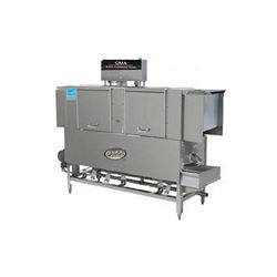 "Dishwasher, 66"" Conveyor Type Low Temp. Right-To-Left - 208-240V, EST-66L-RL by CMA."