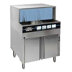 Glasswasher, Rotary Underbar Type With Built-In Chemical Dispensers - 208-230V, GL-C by CMA.