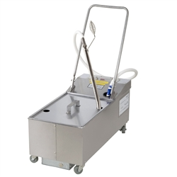 Portable Fryer Filter Unit, 50 Lb Capacity, PF50 by Frymaster.