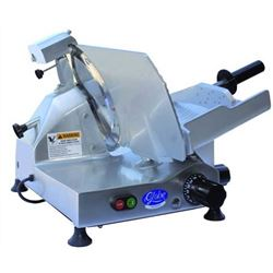 "Meat Slicer, 12"" Light Duty Manual Operation, C12 by Globe ."