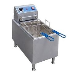 Fryer, Countertop 16 lb - 208/240V, PF16E by Globe .