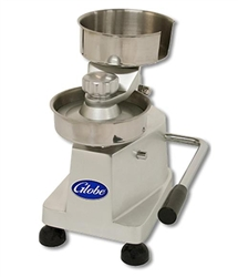 "Patty Press, 5"" Diameter Manual Operation, PP5 by Globe ."