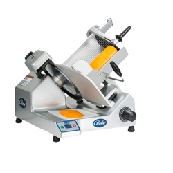 "Meat Slicer, 13"" Premium Manual Operation - SG13 by Globe ."
