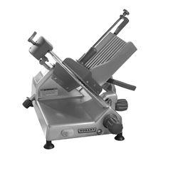 "Meat Slicer, 12"" Manual, EDGE-12-11 by Hobart."