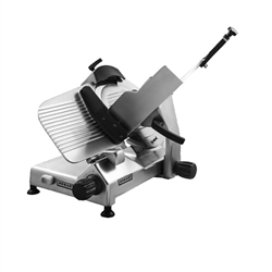 "Meat Slicer, 13"" Manual, EDGE-13-11 by Hobart."