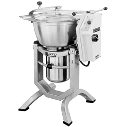 Vertical Cutter Mixer, 45 qt, 5Hp - 230V, HCM450-62 by Hobart.