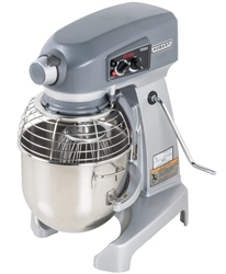 Mixer, Dough 20 qt - With Power Hub, HL200-1STD by Hobart.
