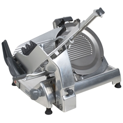 "Meat Slicer, 13"" Manual, HS6N-1 by Hobart."