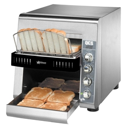 Toaster, Conveyor Type, 800 Slices Per Hour - 208/240V, QCS2-800A by Star Manufacturing.