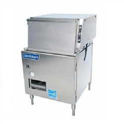 Glasswasher, Underbar Low Temp., Delta-5-E by Jackson.