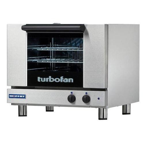 Oven, Turbofan Convection Electric, 1/2 Size - 110V, E22M3 by Moffat.