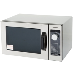 Microwave Oven, 1000 Watts, 6 Min. Dial Timer, NE-1025F by Panasonic.
