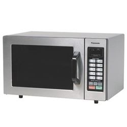 Microwave Oven, 1000 Watts, Touch Pad, NE-1054F by Panasonic.