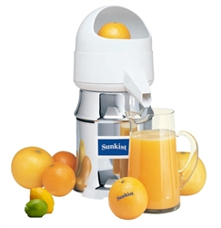 Juicer, Commercial Citrus J-1 - 8 by Sunkist .