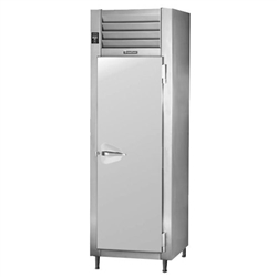 "Refrigerator, Reach-In 1 Door 29"" D 29 7/8"" W - AHT126WUT-FHS by Traulsen."