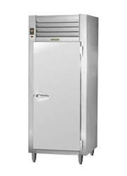 "Refrigerator, Reach-In 1 Door 35"" D 33 1/4"" W - AHT132EUT-FHS by Traulsen."