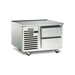 "Refrigerator, Chef Base 36"" - 1 Section, TE036HT by Traulsen."