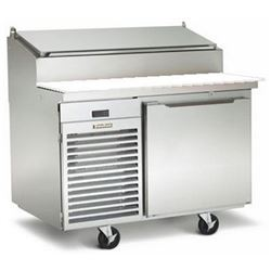 "Refrigerator, Pizza Prep Table 48"" - 1 Section, TS048HT by Traulsen."