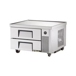"Refrigerator, Chef Base 36"", 1 Section. TRCB-36 by True."