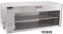 "Cheesemelter, 48"" Electric Wall Mt - 208/240V, 1048W by Vulcan."